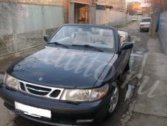 Saab 9-3, 2000 г. в городе КРАСНОДАР