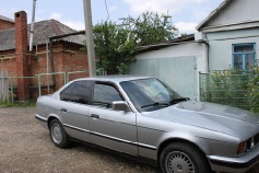 BMW 520, 1991 г. в городе КРАСНОДАР