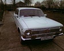ГАЗ 24, 1992 г. в городе Тихорецкий район