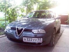 Alfa Romeo 156, 2003 г. в городе Ленинградский район