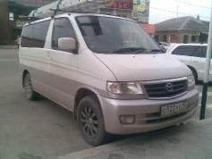 Mazda Bongo, 2001 г. в городе Курганинский район