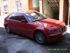 BMW 316, 2001 г. в городе КРАСНОДАР