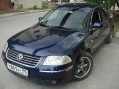 Volkswagen Passat, 2001 г. в городе НОВОРОССИЙСК