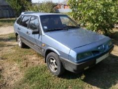 ВАЗ 21093i, 1991 г. в городе КРОПОТКИН