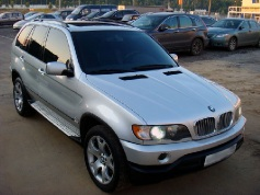 BMW X5, 2003 г. в городе КРАСНОДАР