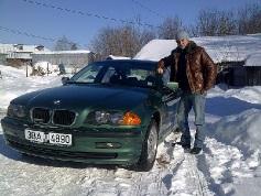 BMW 318, 1998 г. в городе АРМАВИР