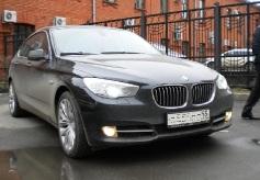 BMW 530, 2011 г. в городе КРАСНОДАР