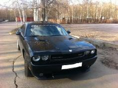 Dodge Challenger, 2010 г. в городе КРАСНОДАР