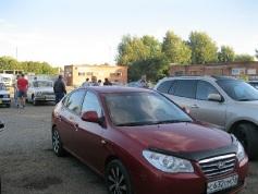 Hyundai Elantra, 2008 г. в городе АРМАВИР