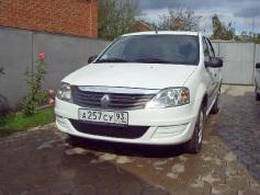 Renault Logan, 2010 г. в городе Динской район