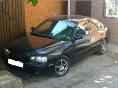 Hyundai Elantra, 2000 г. в городе КРАСНОДАР
