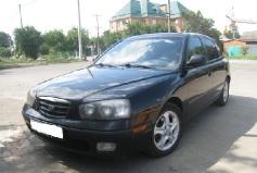 Hyundai Elantra, 2002 г. в городе КРАСНОДАР
