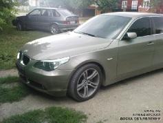BMW 525, 2003 г. в городе Успенский район