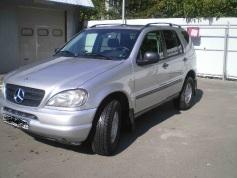 Mercedes-Benz ML 270, 2001 г. в городе КРАСНОДАР