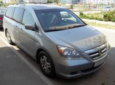 Honda Odyssey, 2005 г. в городе КРАСНОДАР
