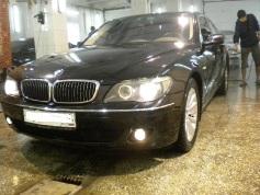 BMW 750, 2005 г. в городе КРАСНОДАР