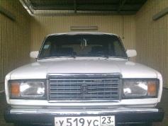 ВАЗ 21074, 2005 г. в городе СОЧИ