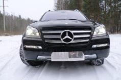 Mercedes-Benz GL 500, 2011 г. в городе