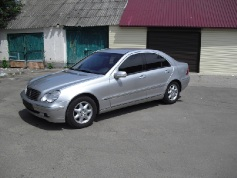 Mercedes-Benz C 180, 2004 г. в городе КРАСНОДАР