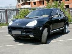Porsche Cayenne, 2004 г. в городе КРАСНОДАР