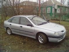 Фото  Renault  Laguna  1997 года, продам 7700 г. Харьков.