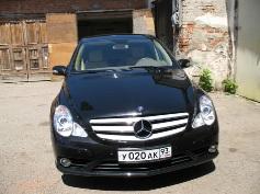 Mercedes-Benz R 500, 2007 г. в городе КРАСНОДАР