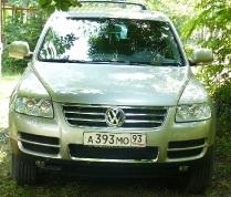 Volkswagen Touareg, 2005 г. в городе СОЧИ