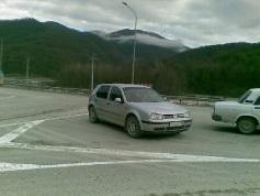 Volkswagen Golf, 2000 г. в городе СОЧИ