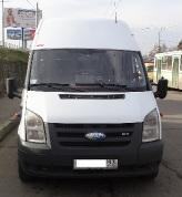 Ford Transit, 2007 г. в городе КРАСНОДАР