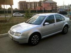 Volkswagen Jetta, 1999 г. в городе КРАСНОДАР