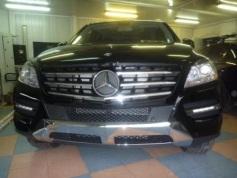 Mercedes-Benz ML 350, 2011 г. в городе КРАСНОДАР