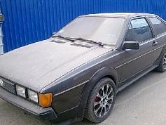 Volkswagen Scirocco, 1987 г. в городе КРАСНОДАР