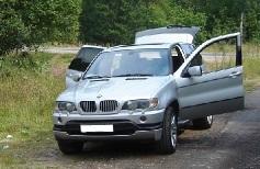 BMW X5, 2003 г. в городе СТАВРОПОЛЬ