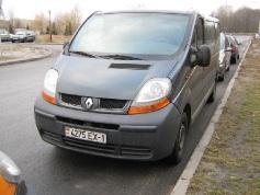Renault Trafic, 2004 г. в городе КРАСНОДАР