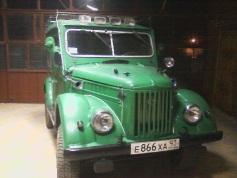ГАЗ 69, 1971 г. в городе Брюховецкий район