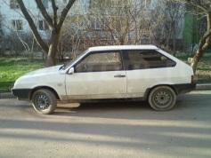ВАЗ 2108, 1988 г. в городе КРАСНОДАР