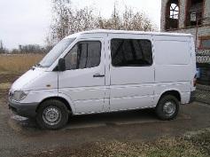 Mercedes-Benz Sprinter, 2000 г. в городе Тихорецкий район