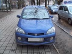 Daihatsu YRV, 2001 г. в городе КРАСНОДАР