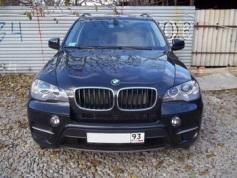 BMW X5, 2010 г. в городе КРАСНОДАР