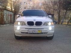 BMW X5, 2001 г. в городе НОВОРОССИЙСК