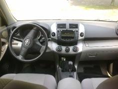 Toyota RAV 4, 2008 г. в городе КРАСНОДАР