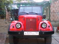 ГАЗ 69, 2012 г. в городе Отрадненский район