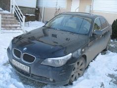 BMW 540, 2006 г. в городе КРАСНОДАР
