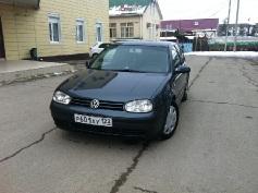 Volkswagen Golf, 2001 г. в городе Крымский район