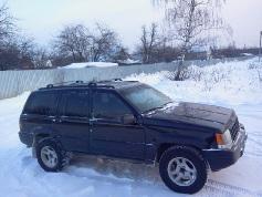 Jeep Grand Cherokee, 1997 г. в городе ДРУГИЕ РЕГИОНЫ