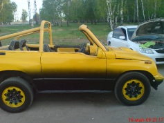 Suzuki Escudo, 1991 г. в городе ДРУГИЕ РЕГИОНЫ