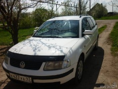 Volkswagen Passat, 1998 г. в городе КРАСНОДАР