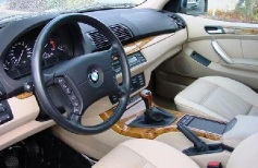 BMW X5, 2002 г. в городе СОЧИ