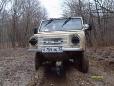 ЛУАЗ 969, 1979 г. в городе Абинский район