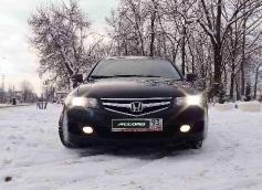 Honda Accord, 2007 г. в городе Белореченский район